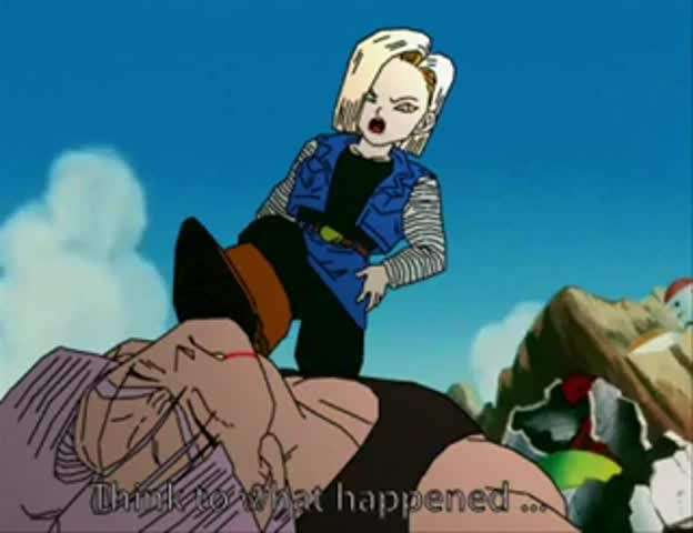Dragon Ball Z Android 18 Porn