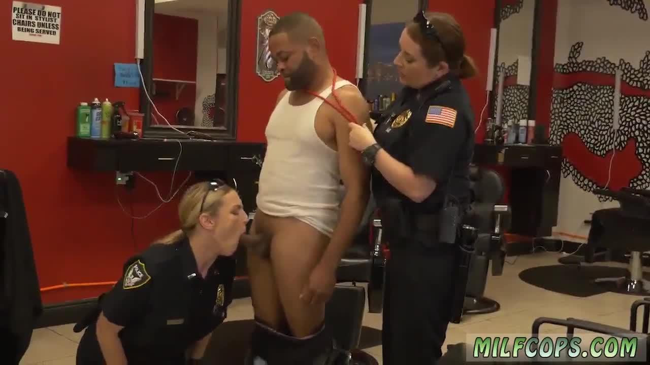 ebony robbery porn