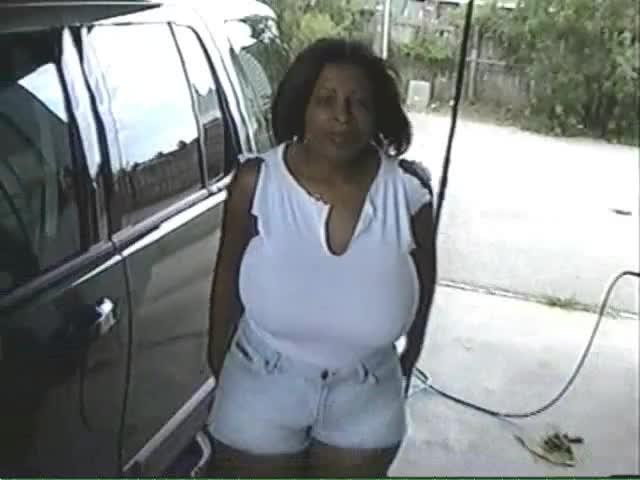 Big Tit Blonde Gets Fucked