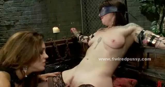 electric bondage free vids