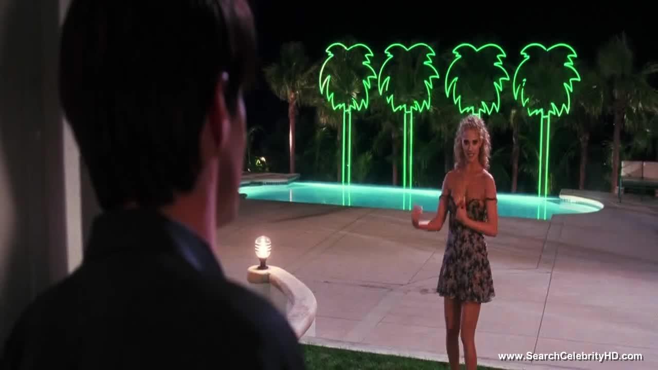 Pool sex scene elizabeth berkley