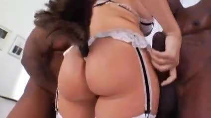 anal Eloa lombard interracial