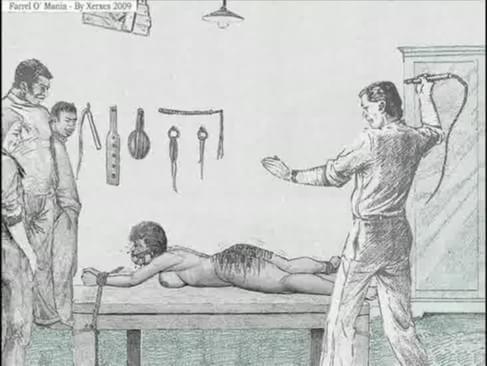 Extreme bondage fetish classic art. Very scary horror bondage artworks from ...