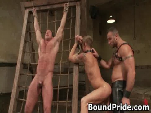 Gay Tube Bondage