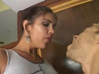Young bitch caressing herself 3