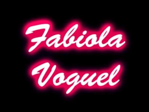Fabiola Voguel Apanhante Transe Superdotada Real