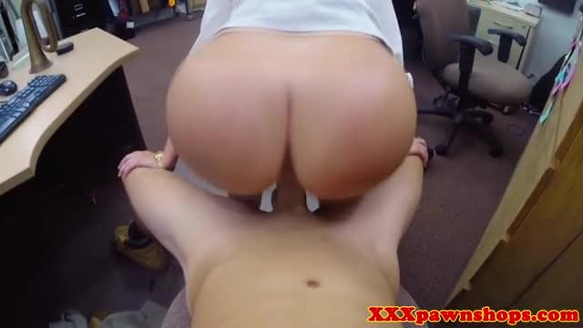Girl has shaking orgasm while masterbating