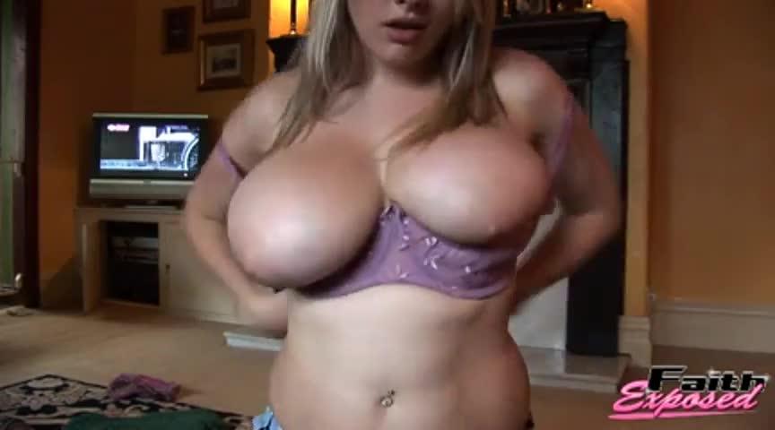 Big booty and huge boobs