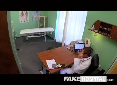 Fake hospital doctors cock in patient pussy 3