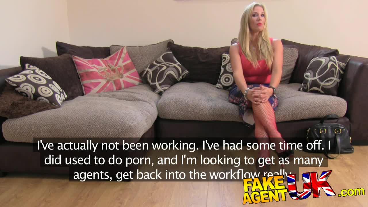 Bed anal blonde milf