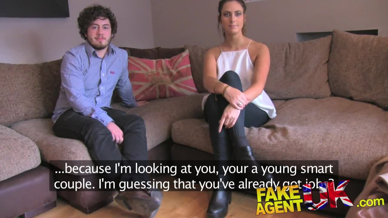 Fake Agent Casting Teen