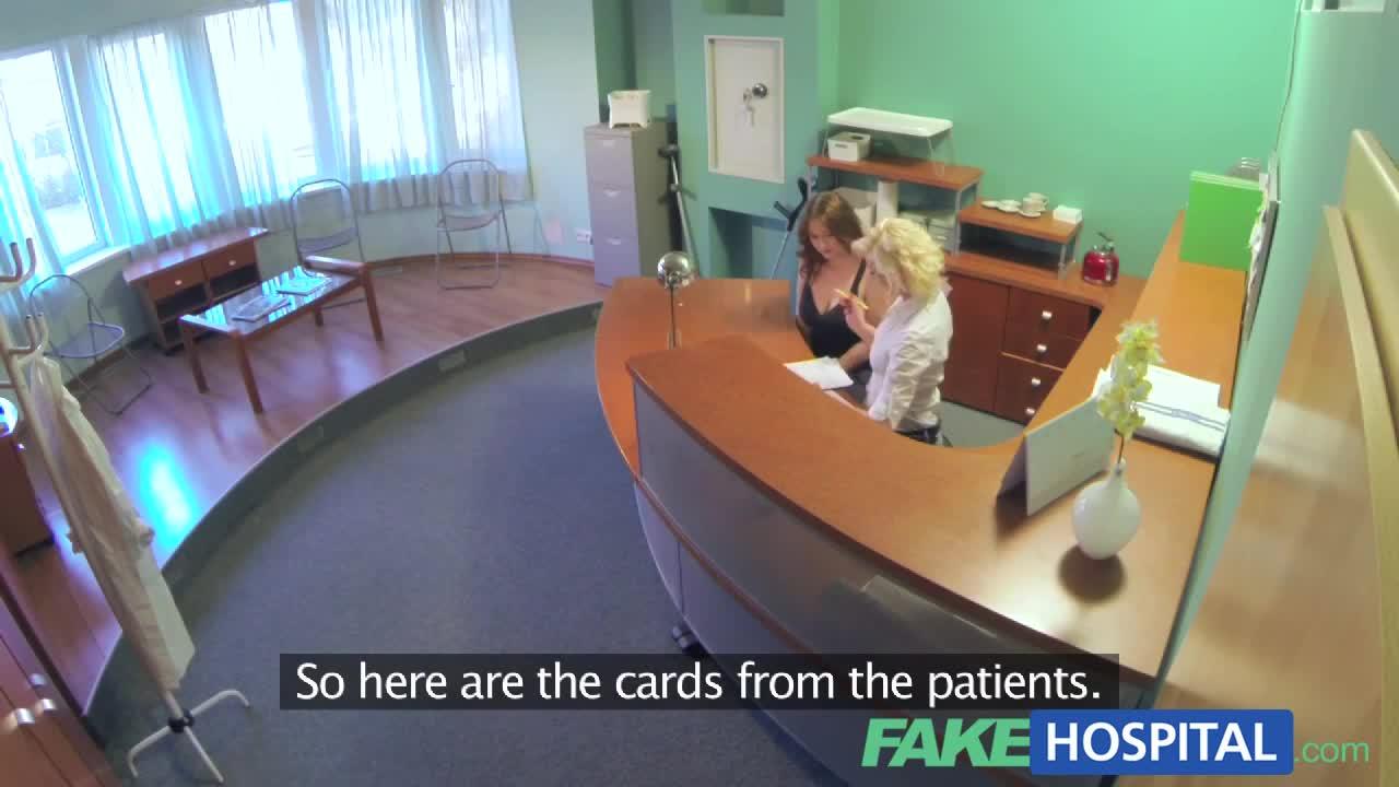 image Fakehospital doctors cock and nurses tongue