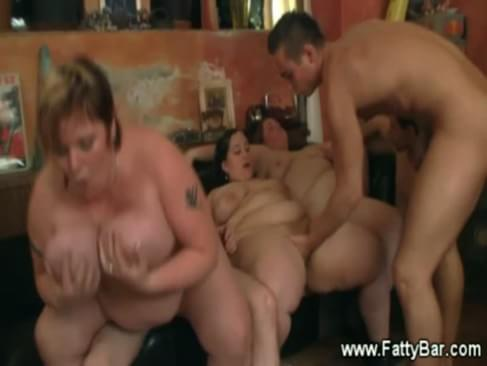 fat bitch orgy galleries