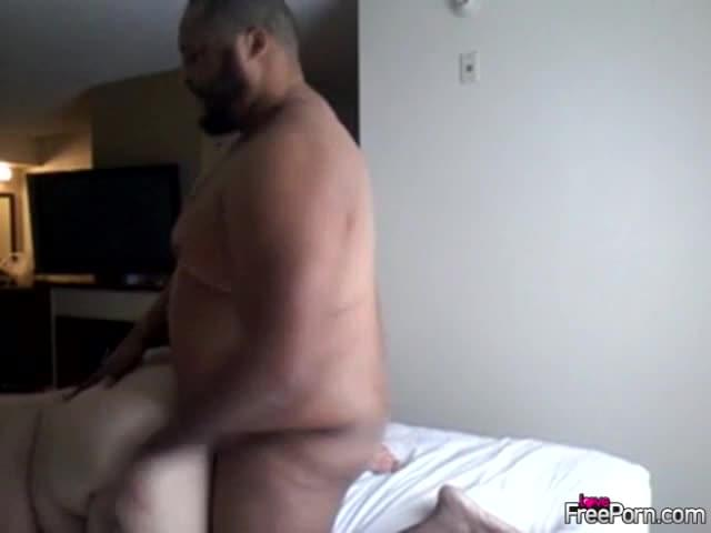 Hairy amateur gay anal fucked