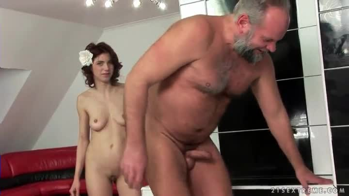 girl skinny Fat fucking guy