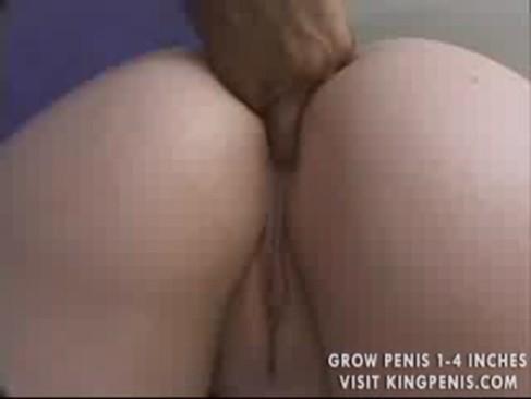 Bbw loves anal
