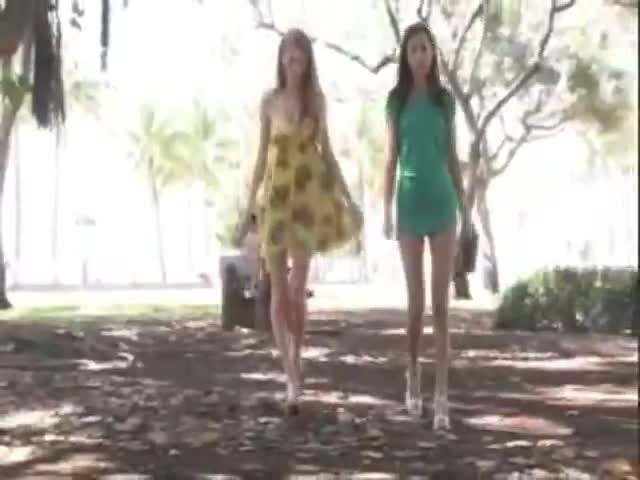 Faye y larysa en hawaii parte 2 - Petardascom