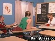 Views Lesbian students fucked by teacher