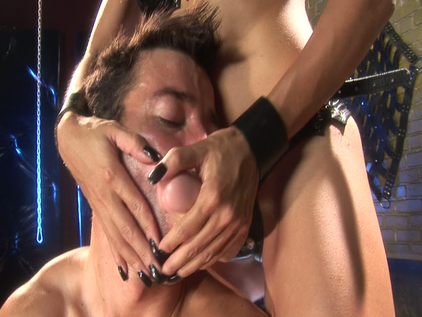 Femdom Mean Mistresses Give Strapon Fuck Bunker Porn Tube