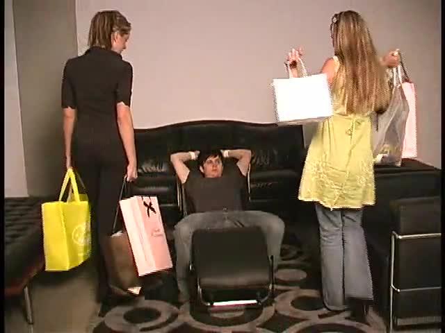 shopping slave Femdom
