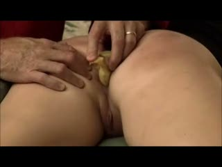 Figging, Ginger In Ass And Cock, Cbt, Cumshot Porn Pics