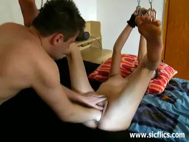 Hot slut fucked in ass