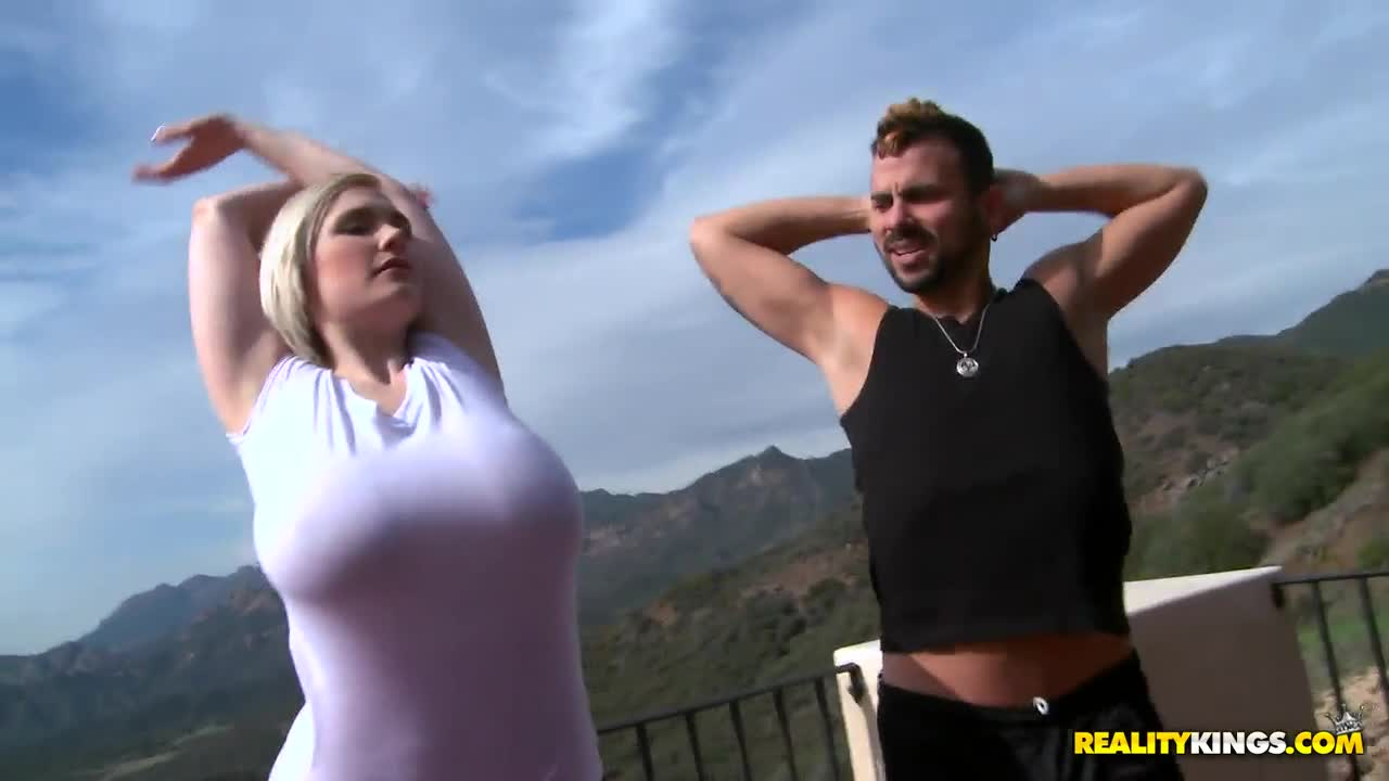 Stripper huge tits