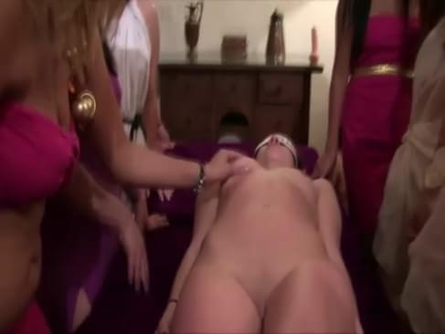 initiation naked ritual