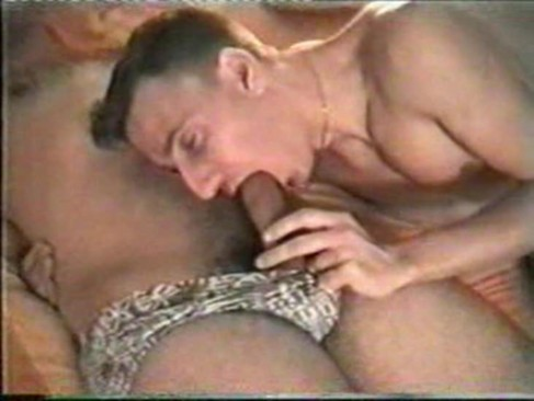 French Dude Getting Fucked