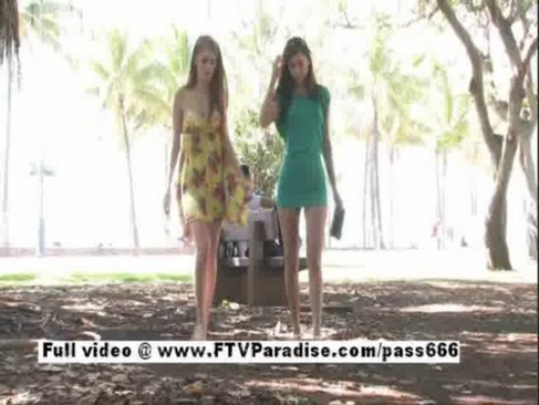 Ftv amateur cute teen lesbians having sex in public