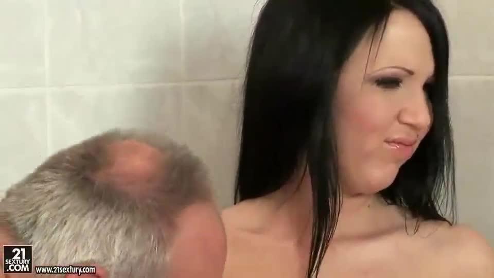 Nasty Horny Wanking Gif