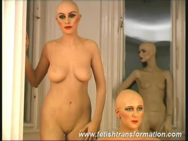 Mannequin Porn