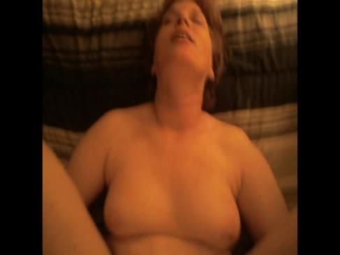 My older friends wife was eager to experience another man... especially a younger man. She even let me film it as we fucked.