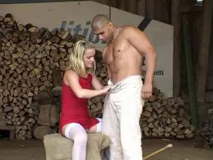 Will Gets Fucked by Farmers Daughters - Free Porn