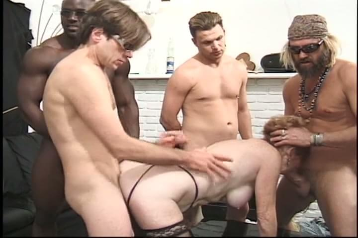 Amateurs showing their holes
