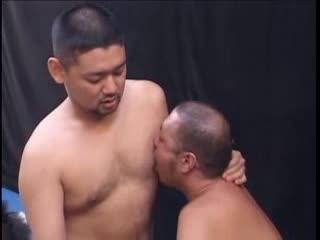gay bald macho sex japan