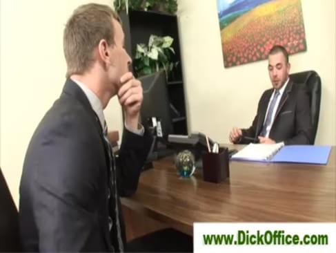 Businessmen Sucking Cock 59