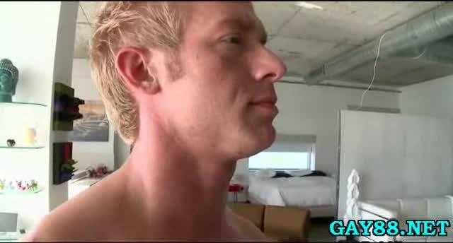Gay cock licker masseur