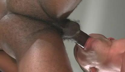 Gay interracial blowjob pics