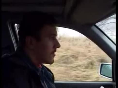 german car pissing