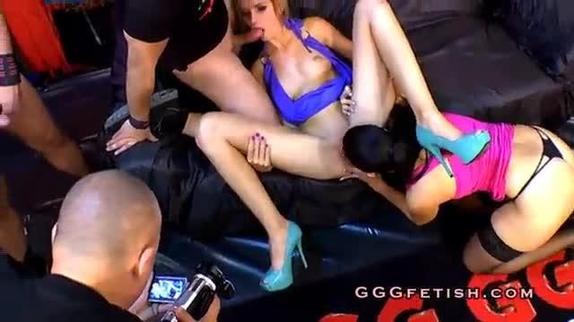 German Girls Gets Fucking And Enjoys Orgies