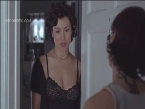 Nackte Jennifer Tilly in Die Tochter des Paten -