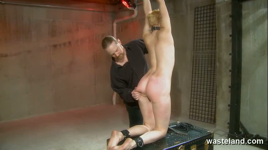 bdsm slave training tube