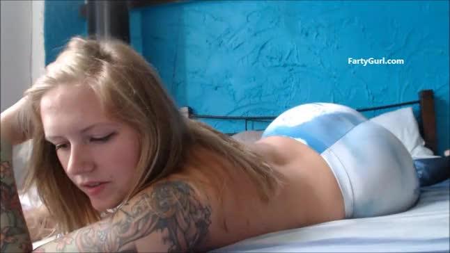 Sexy nude female fart loud commit error