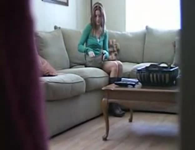 German step mother fucked by son and friend