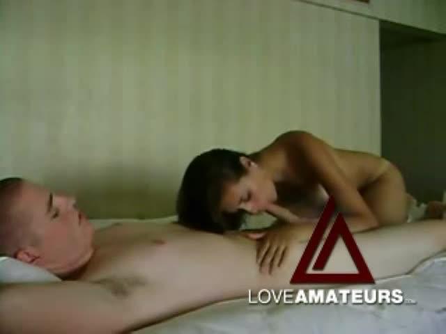 Beautiful moaning riding cock