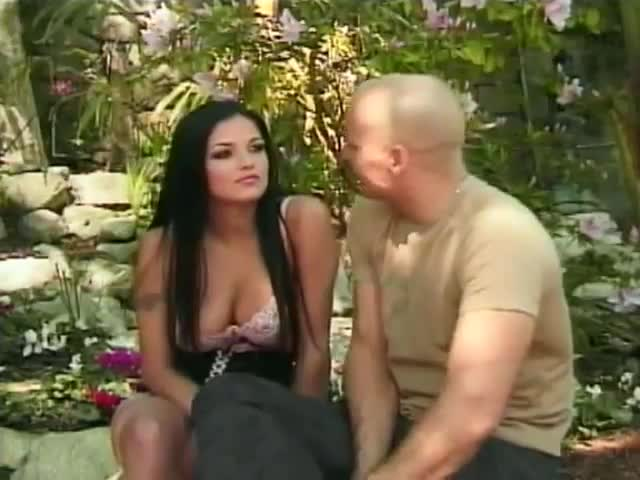 Was lanny barbie outdoor anal