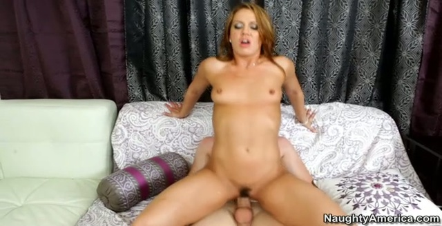 attractive russian mom takes young cock : xxxbunker.com porn tube