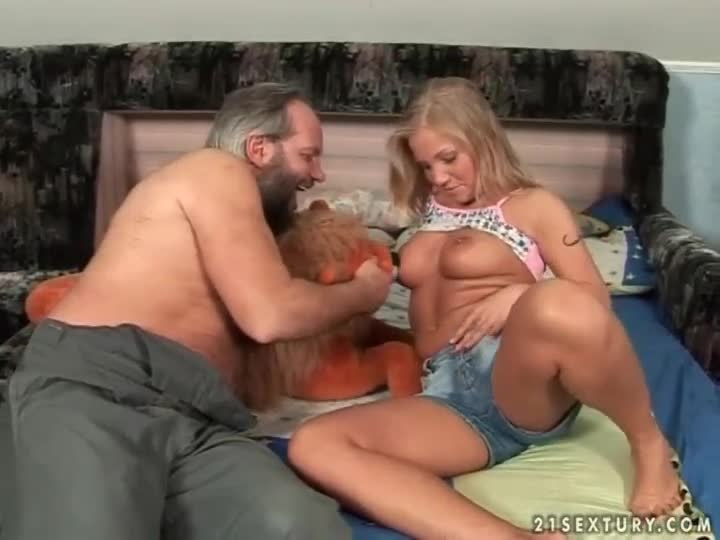 Horny grandpas vs hot young girls part 2 hottest taboo 6