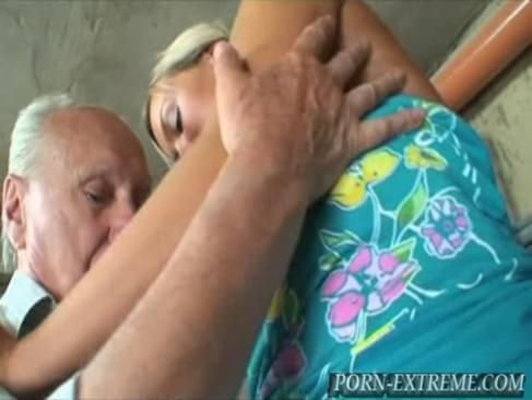 Grandma Grandpa Young Teens Tube